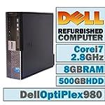 Dell OptiPlex 980 SFF / Core i7-860 Q...