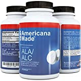Our Alpha Lipoic Acid and Acetyl L Carnitine will help with a variety of issues such as weight loss and skin care.