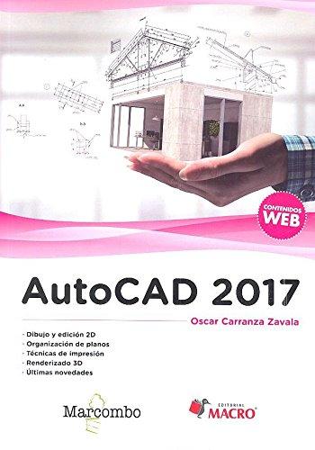 Autocad 2017: Oscar Carranza Zavala: 9788426724571: Amazon