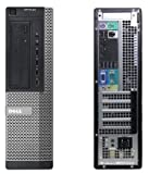 Dell Optiplex 7010 Business Desktop Computer (Intel Quad Core i5 up to 3.6GHz Processor), 8GB DDR3 RAM, 2TB HDD, USB 3.0, DVD, Windows 10 Professional (Certified Refurbished)