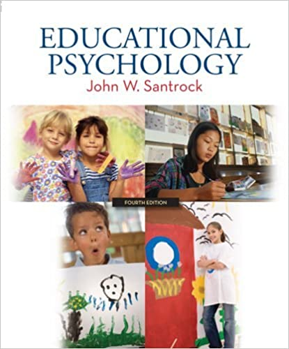 Book Educational Psychology by John Santrock (2008-12-11)