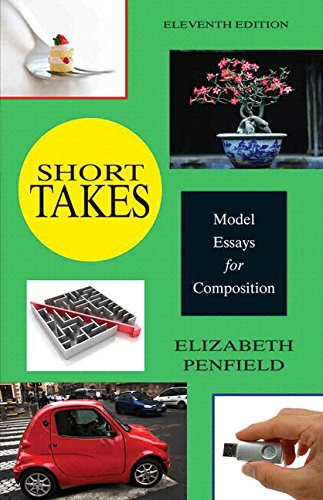 Short Takes Plus MyLab Writing -- Access Card Package (11th Edition)