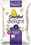 Smartfood Delights Popcorn, Sea Salted Caramel, 5.5 Ounce