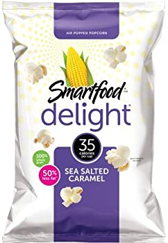 Smartfood Delights Popcorn, Sea Salted Caramel, 5.5 Ounce