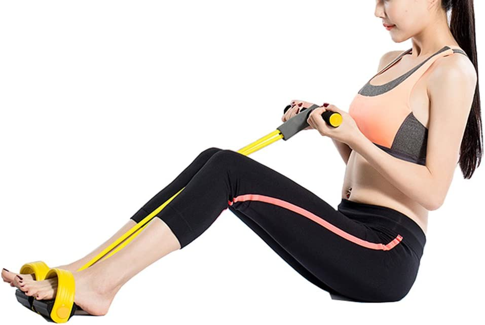 Lopkey Womens Rally Tummy Trimmer Pull-up Exerciser Sport Abdominal Trainers