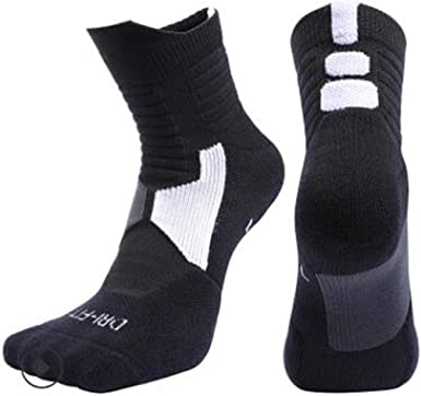 Outdoor Professional Breathable Thicken Towel Sport Socks Athletic Basketball