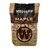 Western Premium BBQ Products Maple Smoking Chips,...