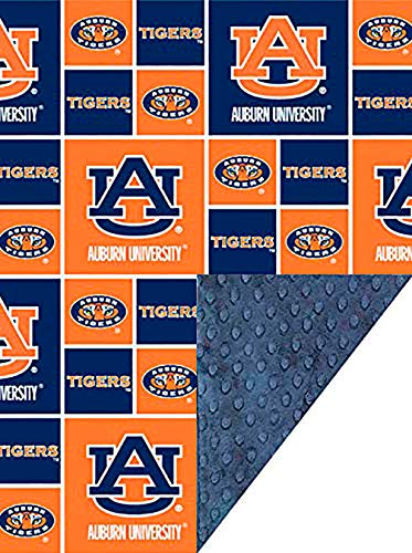 Future Tailgater Auburn Tigers Baby/Toddler Minky Blanket