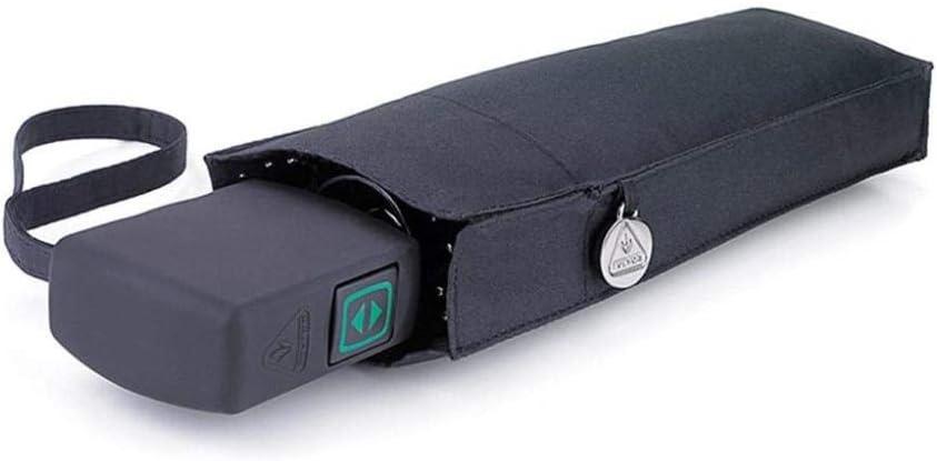 Gentleman Business Umbrella Q-HW Sturdy Windproof Umbrella Lightweight and Compact Travel Umbrella Automatic Folding