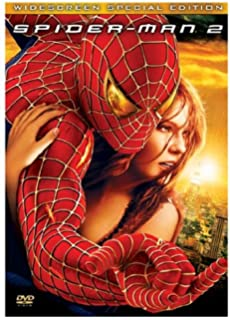 spider man 2 widescreen special edition
