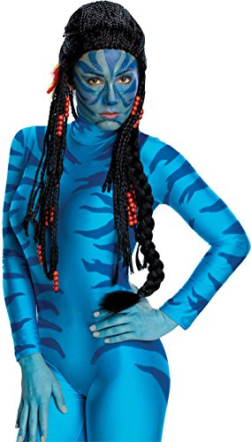 Neytiri Wig Avatar Girl Wig 51996 (One Size)