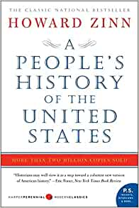 Image result for a people's history of the united states by howard zinn