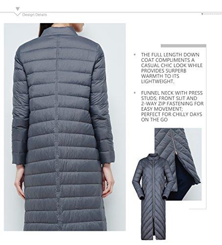 Shop Giacca Factory Bosideng Grey Donna AqWvwxEWP5