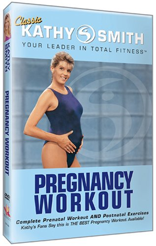Classic Kathy Smith - Pregnancy Workout