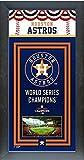 Houston Astros 2017 World Series Championship Banner