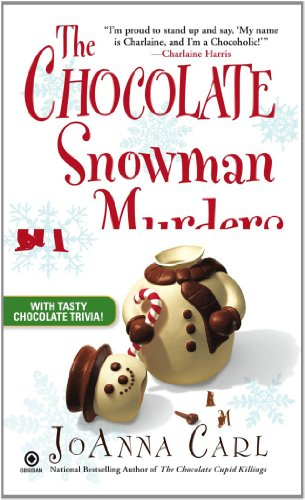 book cover of The Chocolate Snowman Murders