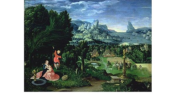 Nuevo p/óster art/ístico impresi/ón art/ística P/óster 40 x 60 cm Egypt Via TWA de Travel Collection