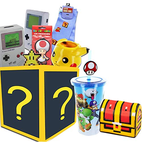 - Toynk Super Mario and Nintendo LookSee Collectors Box