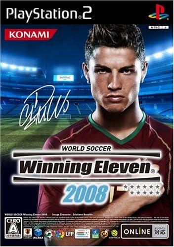 ワールドサッカー ウイニングイレブン 2008(PS2)