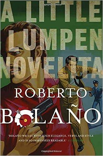 Book A Little Lumpen Novelita by Roberto Bola??o (2016-04-07)