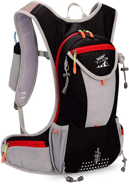 shemsinz Mochila deportiva de ocio/ciclismo/actividades al aire libre/picnic/senderismo/jogging/mochila impermeable 15L