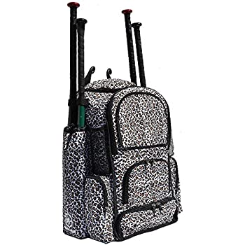 Cheetah Print Rolling Backpack Backpack Wrap