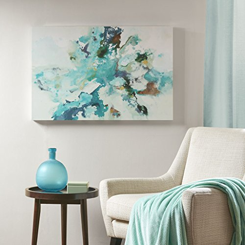 Remeet Abstract Blue Canvas Wall Art 36