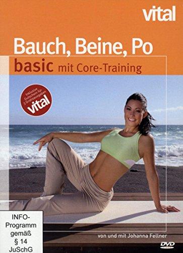 Mittens Basic (Bauch, Beine, Po Basic mit Core Training)