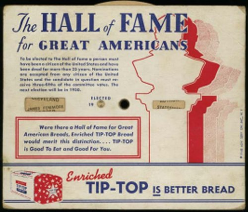 tip-top-bread-advertising-dial-wheel-the-hall-of-fame-for-great-americans
