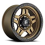 fuel anza wheels - Fuel Offroad Anza Bronze Wheel (178.5''/55inches -06mm Offset)