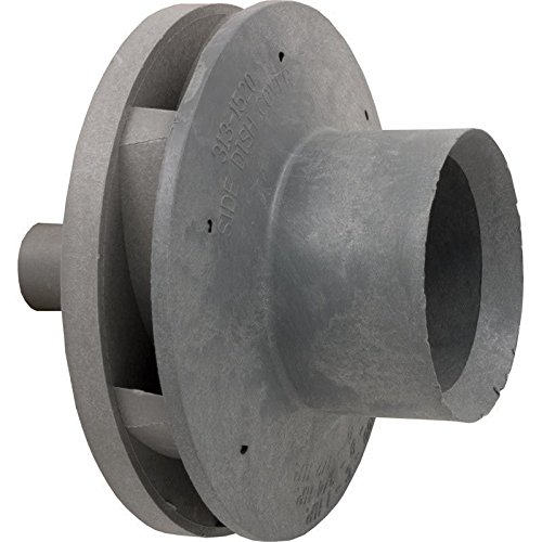 Waterway 310-4000 1.0HP HiFlo Side Discharge Impeller