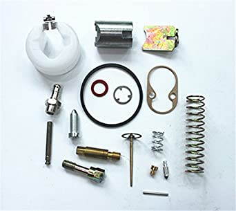 Amazon.com: Kit de reparación de carburador de motocicleta ...