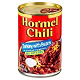 Hormel Chili Turkey with Beans, 15 Ounce (Pack of 6)