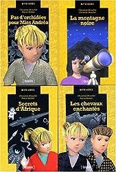 Valisette spécial noir, 5 volumes