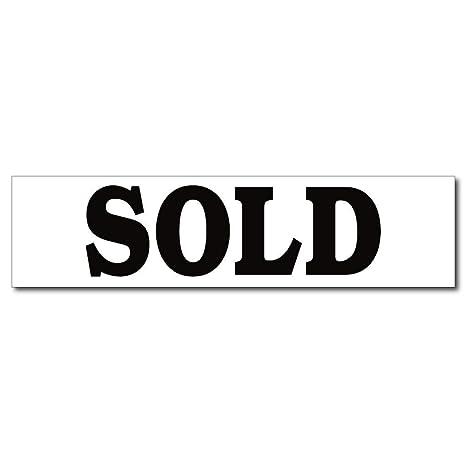 Amazon.com: VictoryStore Realtor Yard Signs: Rider Signs Set ...