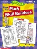 Mega Fun Math Skill Builders, Richard Porteus, 0439044944