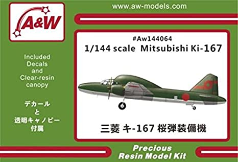 Amazon | A&W MODELS AW144064 1...