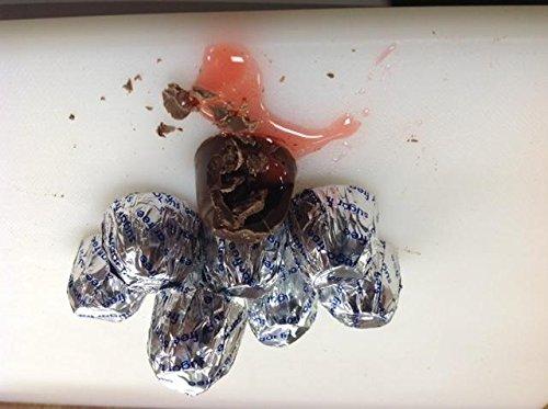 Asher's Sugar Free Cordial Cherry Milk Chocolate Candy 1 pound liquid cherries