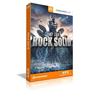 Toontrack Rock Solid EZX Expansion Pack for Ezdrummer