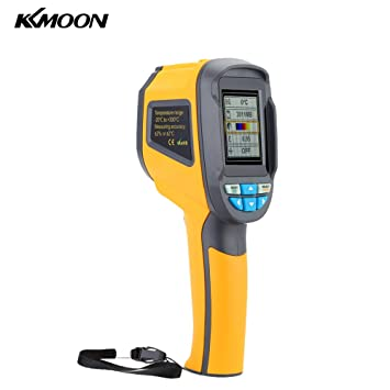 KKmoon Cámara termográfica portátil profesional de imágenes ...