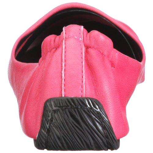 Audley Flat WoMen Ballerina Ballet Pink Geranium UqrUt1wna