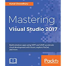 Mastering Visual Studio 2017