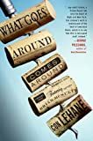Front cover for the book What Goes Around Comes Around by Con Lehane