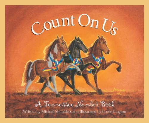 Count on Us: A Tennessee Number Book (America by the Numbers)