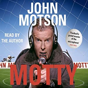 Motty - On the World Cup Audiobook