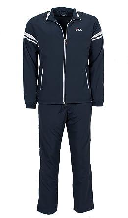 Fila Trainingsanzug Jack für Herren (dunkelblau)-54: Amazon.de ...