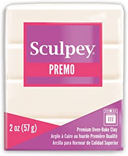 product image for Sculpey PE022-5310 Polyform Premo Accents Sculpey Polymer Clay, 2-Ounce, Translucent