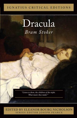 Dracula Ignatius Critical Editions Stoker ebook