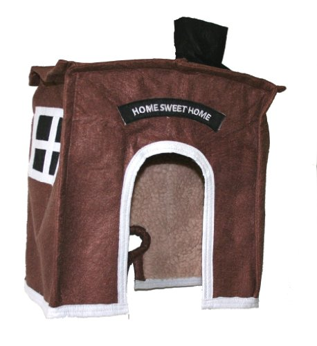 Avian Haven Hut for Birds, Extra Large, Brown, My Pet Supplies