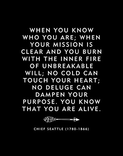 native-american-quote-when-you-know-who-you-are-chief-seattle-home-decor-print-wall-art-word-art-ins